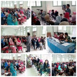 Rapat bersama Ortu Siswa Kelas 10